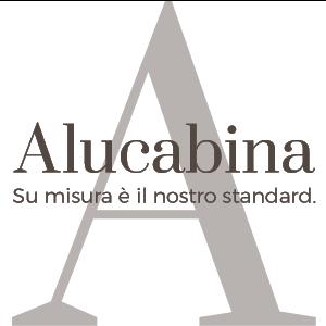 Alucabina logo quadro