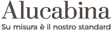 Alucabina logo orizz