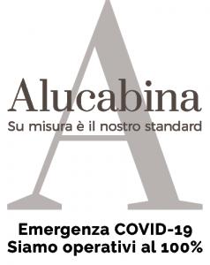 Alucabina logo 2020